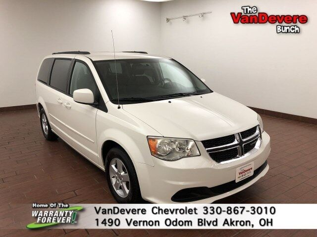 2012 Dodge Grand Caravan SXT Akron OH