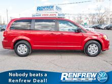 2012_Dodge_Grand Caravan_SXT Stow N Go, Bluetooth, SiriusXM Satellite Radio_ Calgary AB