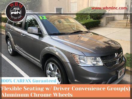 2012_Dodge_Journey_Crew w/ Driver Convenience Group_ Arlington VA