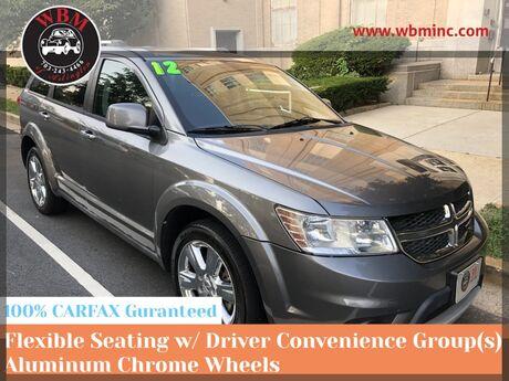 2012 Dodge Journey Crew w/ Driver Convenience Group Arlington VA