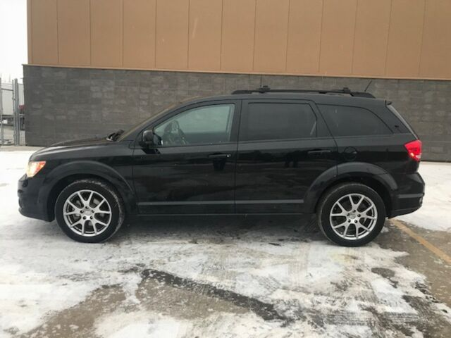 2012 Dodge Journey R/T AWD…  Clean ~ Lo Kms ~ Leather Seats ~ Sunroof ~ Command Start ~ Low as $156 B/W 888-299-8130 Sherwood Park AB