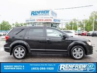 Dodge Journey R/T AWD, Heated Leather, Bluetooth 2012