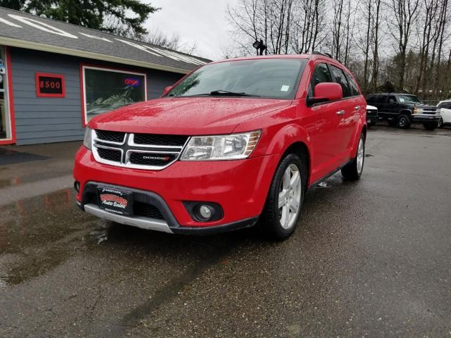2012 Dodge Journey R/T AWD Aberdeen WA