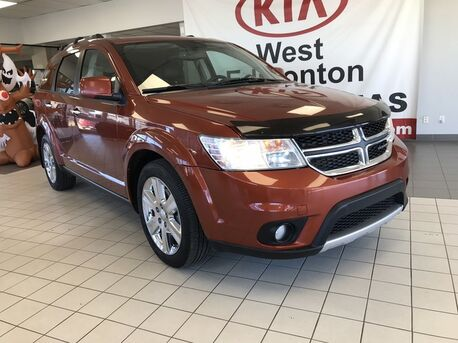 2012_Dodge_Journey_R/T AWD V6 *NAVIGATION/SUNROOF/LEATHER HEATED SEATS*_ Edmonton AB