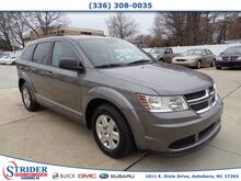 2012_Dodge_Journey_SE_ Asheboro NC