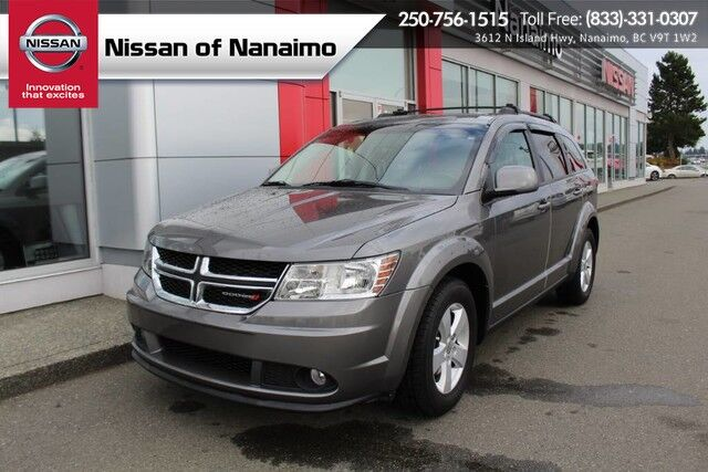 2012 Dodge Journey SE Plus Nanaimo BC
