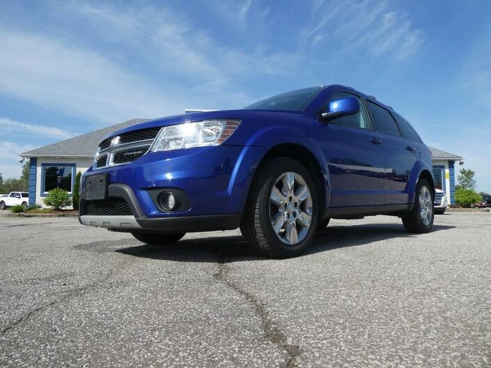 2012 Dodge Journey SXT- BLUETOOTH- PUSH TO START- REMOTE START Essex ON