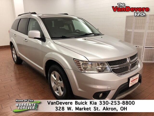 2012 Dodge Journey SXT Akron OH