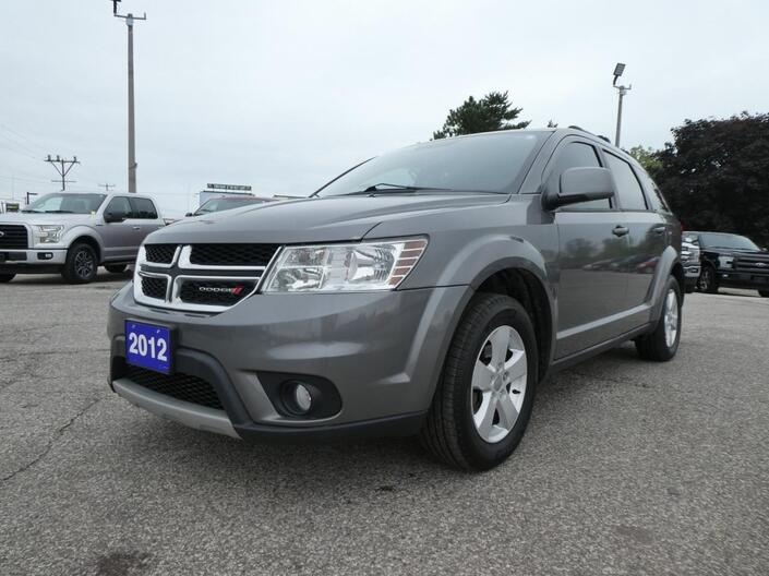 2012 Dodge Journey SXT Bluetooth Cruise Control Low KM Essex ON