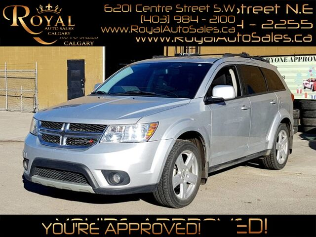 2012_Dodge_Journey_SXT w/ TOUCHSCREEN, BLUETOOTH,_ Calgary AB