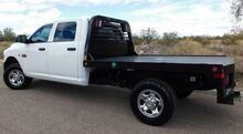 2012_Dodge_RAM 3500 4wd CREW CAB FLAT BED 6spd MANUAL DIESEL_6.7L CUMMINS DIESEL 6spd MANUAL TRANS 4wd_ Phoenix AZ