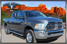 2012 Dodge Ram 2500 Crew Cab 4X4 Big Horn