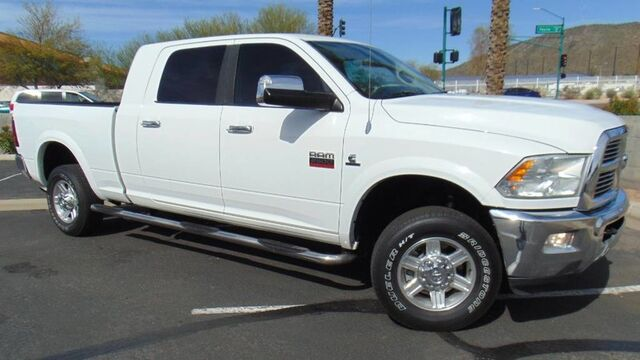 2012 Dodge Ram 2500 Laramie MegaCab 4x4, 6.7L Diesel, Service records, Beautiful!! Phoenix AZ