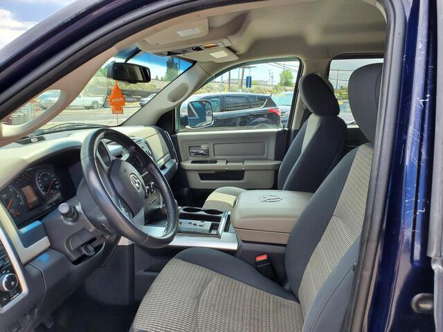 2012 Dodge Ram SLT Big Horn Edition  Idaho Falls ID