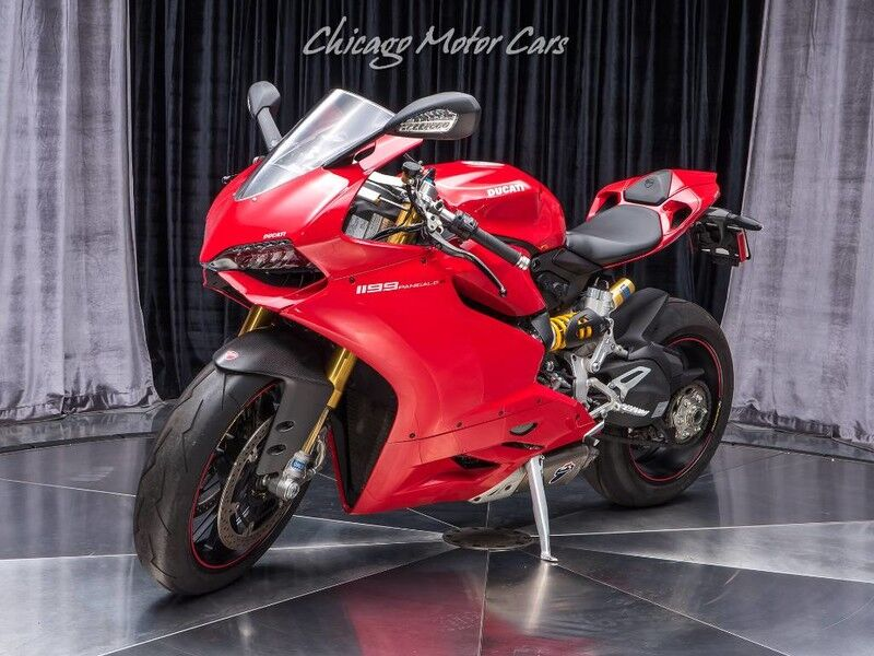 2012_Ducati_1199 Panigale S_Motorcycle_ Chicago IL