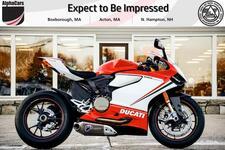 2012 Ducati Superbike 1199 Panigale S Tricolore