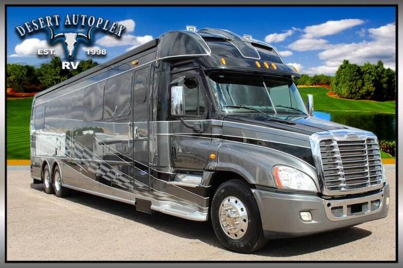 2012 Dynamax Grand Sport GT 453DC Executive Class C Motorhome Mesa AZ