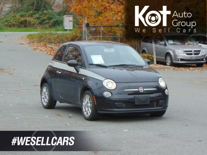 2012 FIAT 500 2dr HB Pop Maple Ridge BC