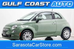 2012_FIAT_500_EASY MANUAL COUPE EXTRA CLEAN POP RUNS GREAT_ Sarasota FL