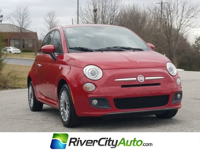 2012 FIAT 500 Hatchback Sport Chattanooga TN