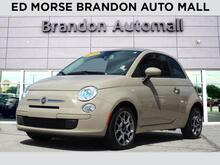 2012_FIAT_500_Pop_ Delray Beach FL