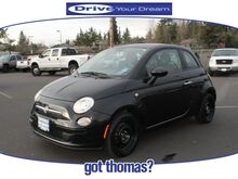 2012_FIAT_500_Pop_ Hillsboro OR