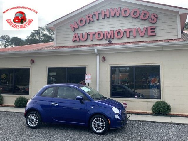 2012 FIAT 500 Pop North Charleston SC