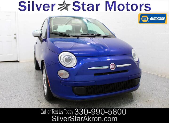 2012 FIAT 500 Pop Tallmadge OH