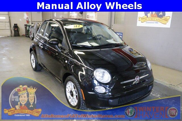 2012 FIAT 500 Pop Winter Haven FL