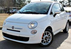 2012_FIAT_500_w/ PANORAMIC ROOF_ Lilburn GA