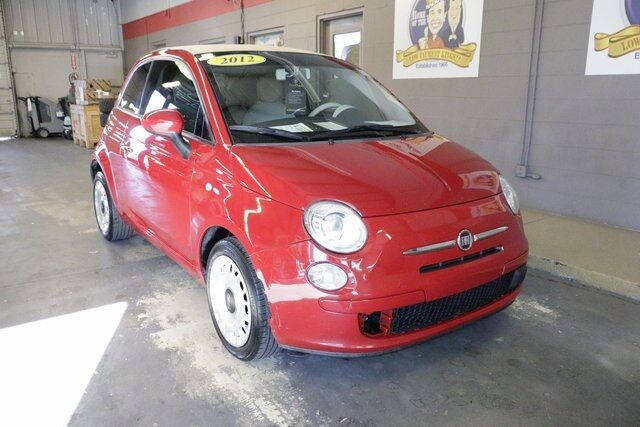 2012 FIAT 500c Pop Winter Haven FL