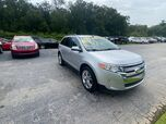 2012 FORD EDGE ECO BOOST, SEL, LEAT