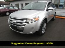 FORD EDGE LIMITED  2012