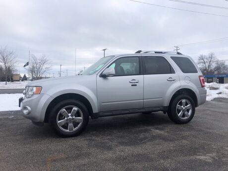 2012 FORD ESCAPE LIMITED Toledo OH