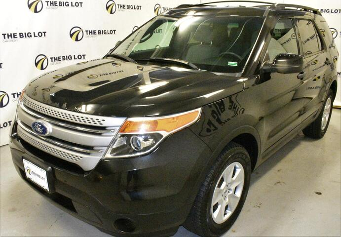 FORD EXPLORER BASE  2012