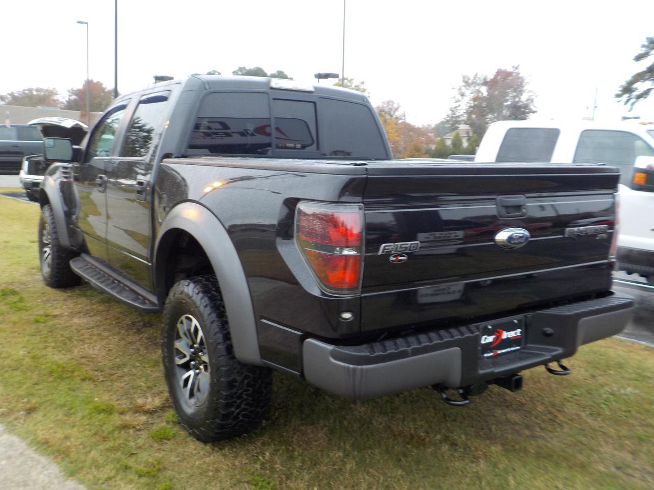 2012 FORD F-150 SVT RAPTOR SUPERCREW 4X4, WARRANTY, LEATHER, SUNROOF, BACKUP CAM, NAV, HEATED/AC SEATS, SONY SOUND! Virginia Beach VA