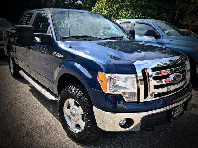2012_FORD_F150 CREW CAB 4X4_XLT_ Bridgeport WV