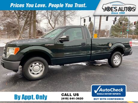 2012 FORD F150 XLT Toledo OH