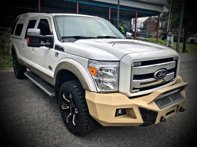 2012_FORD_F350 CREW CAB 4X4_King Ranch_ Bridgeport WV