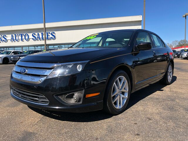 2012 Ford Fusion Sel Jackson Ms 28616906