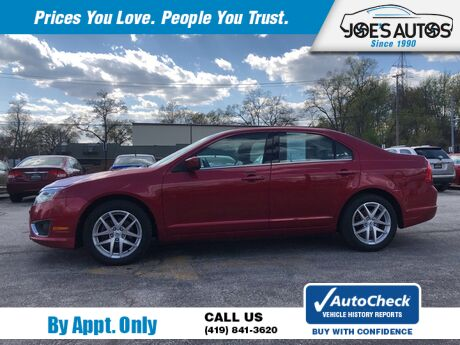 2012 FORD FUSION SEL Toledo OH