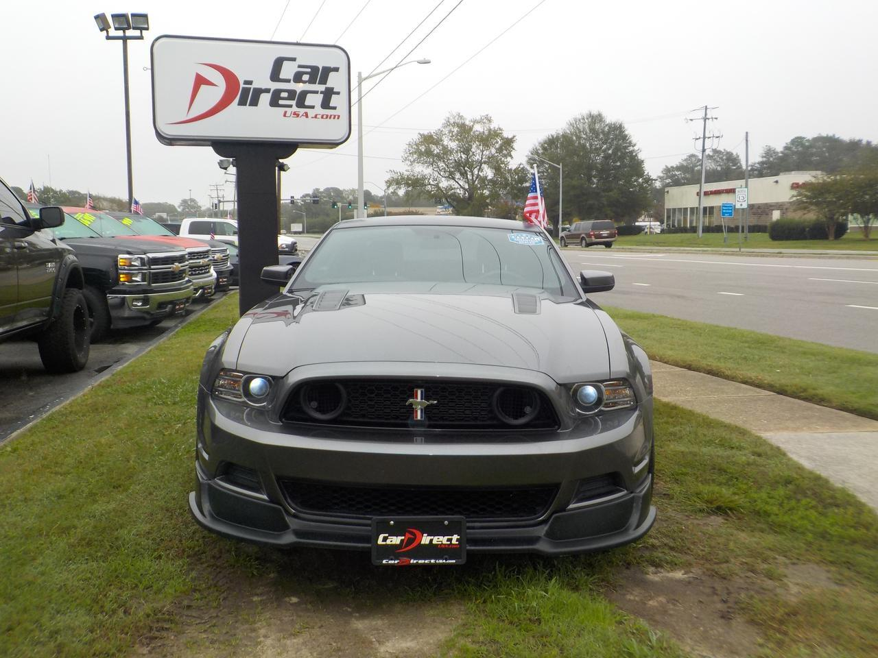 2012 FORD MUSTANG 5.0L GT COUPE WITH BOSS 302 INTAKE, PREMIUM WHEELS, REAR SPOILER,  EXTRA CLEAN, ONLY 49K MILES! Virginia Beach VA