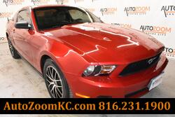FORD MUSTANG BASE  2012