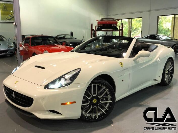 2012 Ferrari California  The Woodlands TX