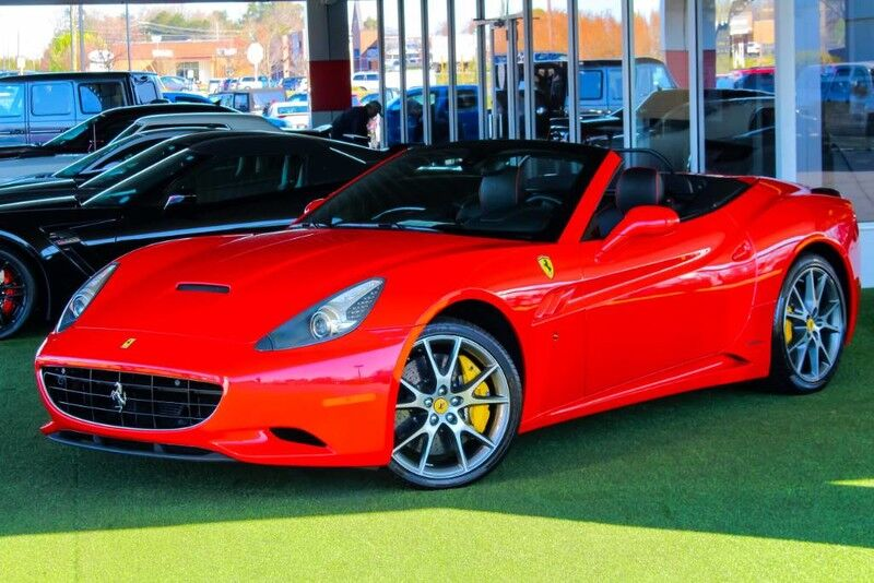 2012 Ferrari California 2+2