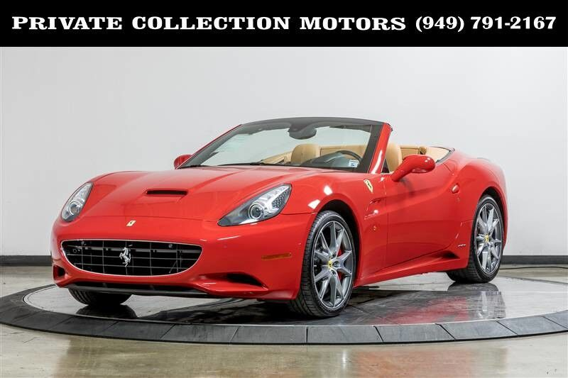 2012_Ferrari_California_Two Owner California Car_ Costa Mesa CA