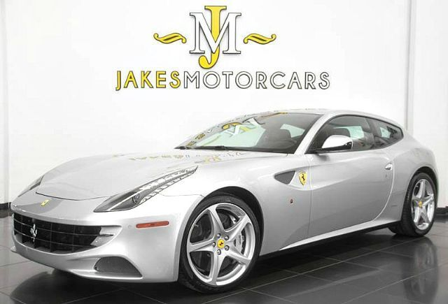 2012 Ferrari FF ($377,935 MSRP!!) **HUGE OPTION LIST** *IMMACULATE* San Diego CA