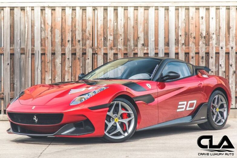2012 Ferrari SP30  The Woodlands TX