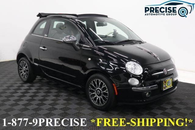 2012 Fiat 500 C Lounge Chantilly VA