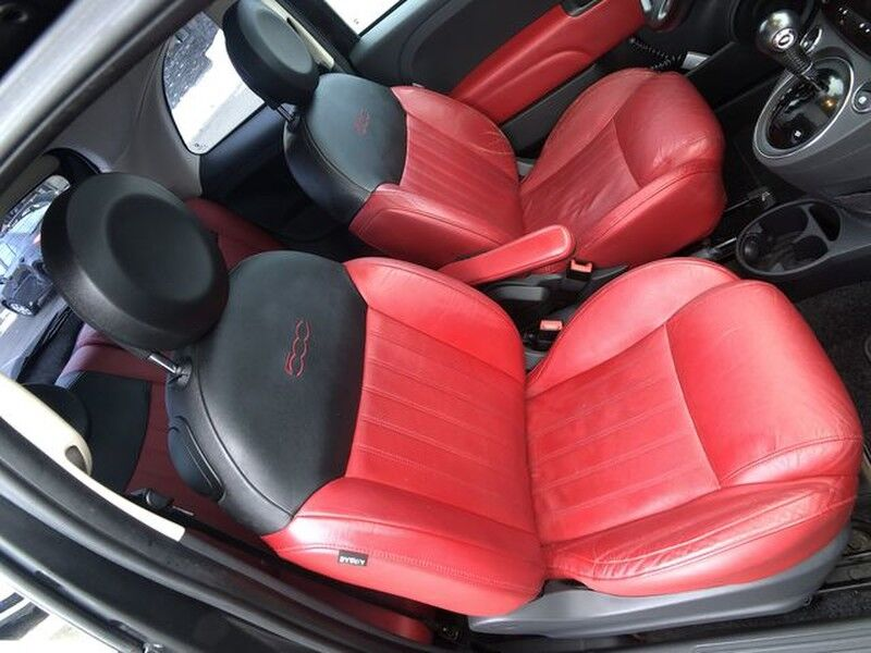 2012 Fiat 500 Lounge Greater Sudbury ON
